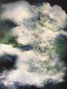 Untitled 120 - 90 cm
